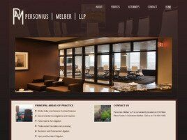 Personius Melber LLP ( Rochester,  NY )