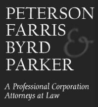 Peterson Farris Byrd & Parker A Professional Corporation