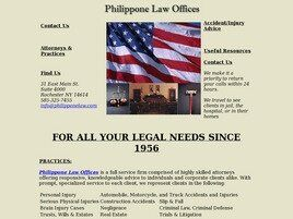 Philippone Law Offices ( Rochester,  NY )