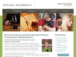 Phyllis C. Solomon P.C. (New York,  NY)