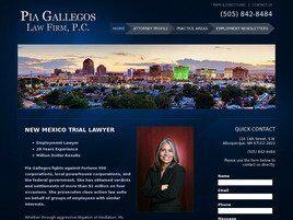 Pia Gallegos Law Firm, P.C. ( Albuquerque,  NM )