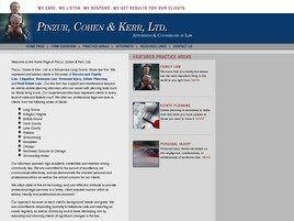 Pinzur, Cohen & Kerr, Ltd. ( Chicago,  IL )