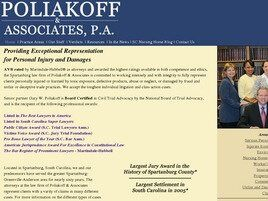 Poliakoff & Associates, P.A. (Spartanburg, South Carolina)