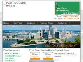 Porta-Clark + Ward LLC ( Greensburg,  PA )