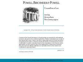Powell, Birchmeier & Powell (Tuckahoe, New Jersey)