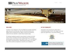 Pray Walker, P.C. (Tulsa Co.,   OK )