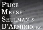 Price, Meese, Shulman & D'Arminio, P.C. (Middlesex Co.,   NJ )