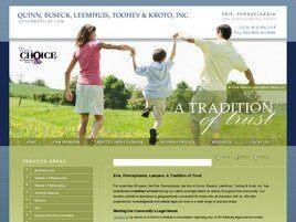 Quinn, Buseck, Leemhuis, Toohey & Kroto, Inc.(Erie, Pennsylvania)
