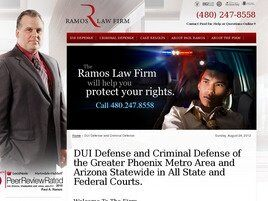 Ramos Law Firm, PLLC (Scottsdale,  AZ)