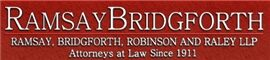 Ramsay, Bridgforth, Robinson and Raley LLP (Pulaski Co.,   AR )