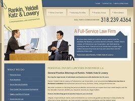 Rankin, Yeldell, & Katz A Professional Law Corporation ( Bastrop,  LA )