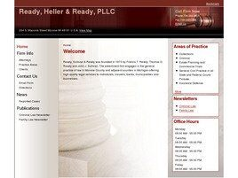 Ready, Heller & Ready, PLLC (Monroe, Michigan)