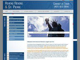 Revens, Revens & St. Pierre A Professional Corporation (Warwick, Rhode Island)