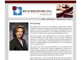 Ria P. Rochvarg, P.A. ( Westminster,  MD )