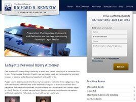 Richard R. Kennedy A Professional Law Corporation ( Lafayette,  LA )