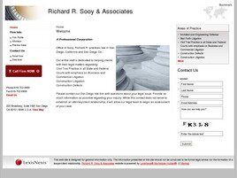 Sooy & Schlichting, A Professional Corporation (San Diego,  CA)