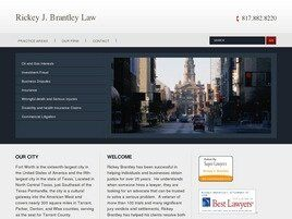 Rickey J. Brantley, Attorney at Law A Professional Corporation (Fort Worth,  TX)