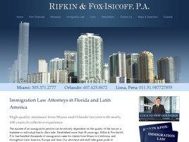 Rifkin and Fox-Isicoff, P.A. (Miami,  FL)