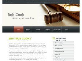 Rob Cook, Attorney at Law, P.A. (Flagler Co.,   FL )