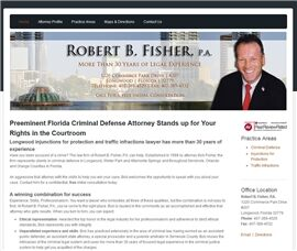 Robert B. Fisher, P.A. (Orange Co.,   FL )