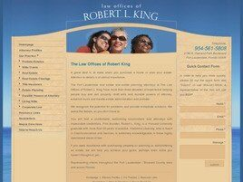 Robert L. King ( Fort Lauderdale,  FL )