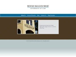 Rocke, McLean & Sbar, P.A. (Hillsborough Co.,   FL )