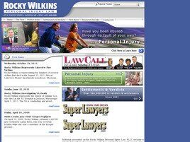 Rocky Wilkins Law Firm PLLC ( Jackson,  MS )