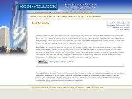 Rodi Pollock Pettker Christian & Pramov A Law Corporation (Los Angeles, California)