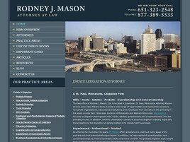 Rodney J. Mason, Ltd. ( Minneapolis,  MN )