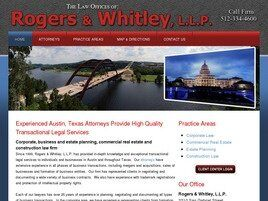 Rogers & Whitley, L.L.P. (Georgetown,  TX)