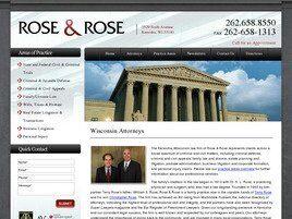 Rose & Rose(Kenosha, Wisconsin)