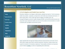 Rosenblum & Newfield LLC ( New York,  NY )