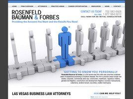 Rosenfeld & Bauman Law Office (Las Vegas,  NV)