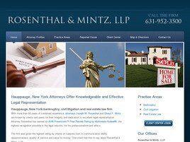 Rosenthal & Mintz, LLP (Hauppauge, New York)