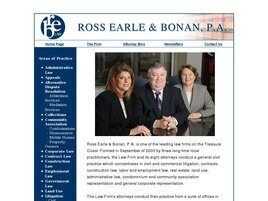 Ross Earle & Bonan, P.A.(Stuart, Florida)