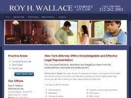Roy H. Wallace Attorney at Law ( New York,  NY )