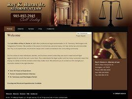 Roy K. Burns, Attorney at Law (Covington, Louisiana)