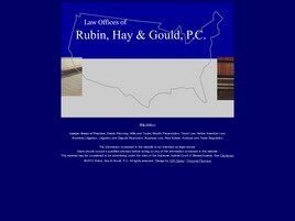 Rubin Hay PC ( Boston,  MA )
