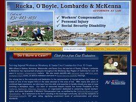 Rucka, O'Boyle, Lombardo & McKenna (Salinas, California)