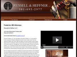 Russell & Heffner LLC (Frederick Co.,   MD )