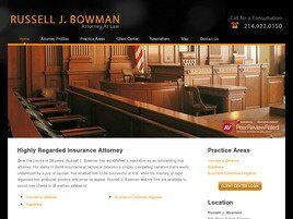Russell J. Bowman Attorney at Law (Irving,  TX)