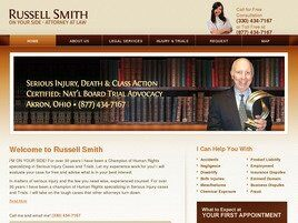 Russell Smith Attorney at Law (Akron,  OH)