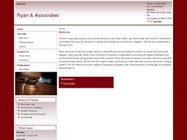 Ryan & Associates (Los Angeles Co.,   CA )