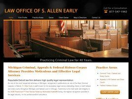 Law Office of S. Allen Early (Detroit,  MI)