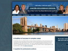 Sager Gellerman Eisner LLP Attorneys at Law (Forest Hills,  NY)