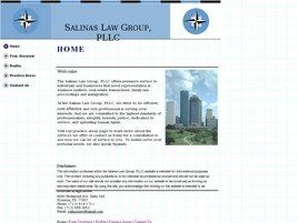 Salinas Law Firm (Sugar Land,  TX)