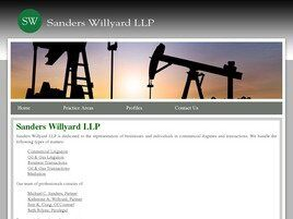 Sanders Willyard LLP (Houston,  TX)