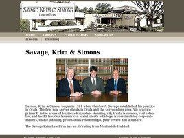 Savage Krim & Simons (Anthony,  FL)