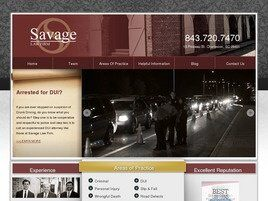 Savage Law Firm (Charleston Co.,   SC )