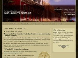Schell, Binkley & Davies, LLC (Franklin,  TN)